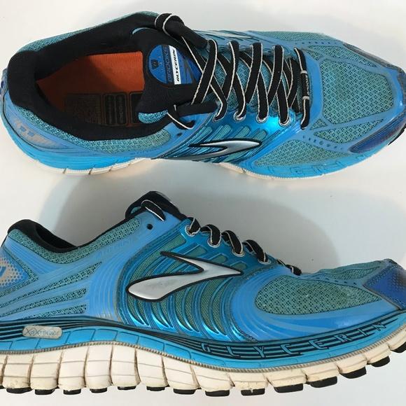 d1d1372e524 Brooks Other - Brooks Ghost 11 Glycerin Mens Running Shoes Sz 10